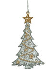 Graceful Christmas ornament Royalty Free Stock Photo