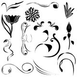 Graceful lines Royalty Free Stock Photo