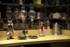 Graceland jest domem piosenkarz Elvis Presley w stylu antebellum dwór i magnes dla fan muzyki obrazy royalty free