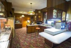 Graceland kuchnia zdjęcia stock