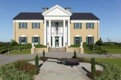 Graceland, museo de Elvis Presley en Randers, Dinamarca fotos de archivo libres de regalías