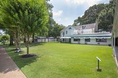 Graceland podwórko zdjęcie royalty free