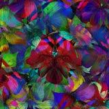Graceof Autumn Leaf Butterflies llenado encima junto adentro del beautif Fotos de archivo