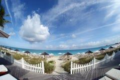 Graci zatoki plaża 2 Obraz Royalty Free