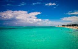 Graci zatoki plaża Obrazy Stock