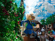 Free Gracia Festa Major  In Barcelona Royalty Free Stock Image - 32967866