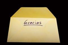 Free Gracias Royalty Free Stock Photo - 2380665
