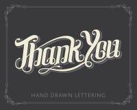 GRACIAS dar las letras dibujadas Imagen de archivo
