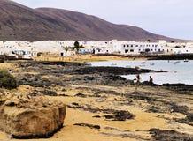Graciosa Insel Stockfoto