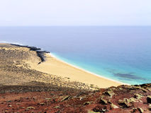 Graciosa Island Stock Photo