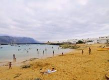 Graciosa Island Stock Photography