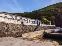 Graciosa Island on Azores