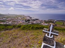 Graciosa Island on Azores