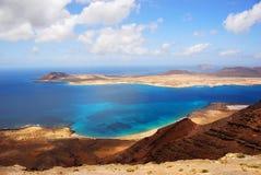 Graciosa island Royalty Free Stock Images