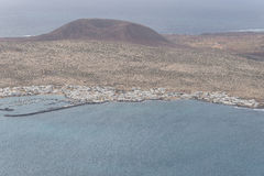 Graciosa Island Royalty Free Stock Photos