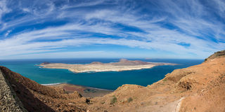 Graciosa Royalty Free Stock Photography