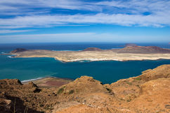 Graciosa Royalty Free Stock Images