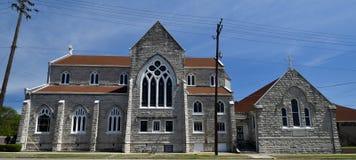 Gracja kościół episkopalny Zdjęcie Royalty Free
