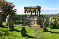 gracja kochany grobowiec Zdjęcia Royalty Free
