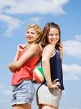 gracz balowa żeńska siatkówka Zdjęcie Royalty Free