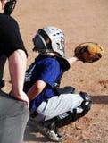 gracz baseballa zdjęcia stock