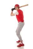 gracz baseballa Obrazy Royalty Free