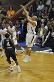 gracz koszykówki zdjęcie stock