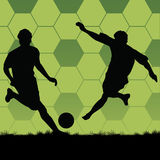 gracz piłka nożna ilustracji