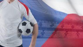 Gracz Piłki Nożnej wideo zdjęcie wideo