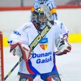 Gracz w hokeja Fotografia Royalty Free