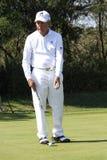 GRACZA GARY PRO golfista Zdjęcie Royalty Free
