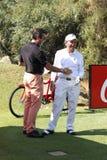 GRACZA GARY PRO golfista Zdjęcie Stock