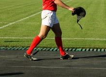 gracza gemowy rugby Zdjęcie Stock