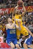 Gracza koszykówki Jermaine miłość Zdjęcie Stock