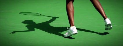 gracza tenis Zdjęcie Stock