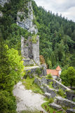 Grad Kamen ruins, Slovenia Royalty Free Stock Photo