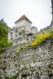 Grad Kamen ruins, Slovenia Royalty Free Stock Photos