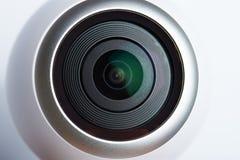 360 grad kameralins Arkivfoton