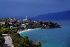 Gradac 01 Royalty Free Stock Photo