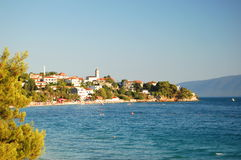 Gradac, Croatia Stock Images