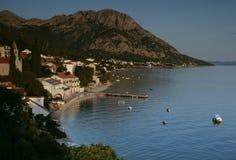 Gradac, Croatia. Europa. Imagens de Stock