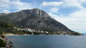 Gradac, Croatia Stock Photo