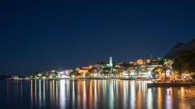 Gradac Croatie Image libre de droits