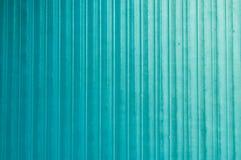 Gradaciones de la textura del fondo en la aguamarina plástica imágenes de archivo libres de regalías