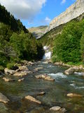 Gradas de Soaso, Huesca ( Spain ) Royalty Free Stock Photo