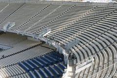 Gradas del estadio Imagenes de archivo