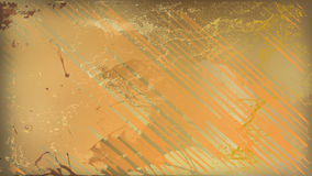 Gradation gold Splash Royalty Free Stock Photo