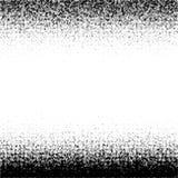 Gradation tramée régulière et pixelared Photo libre de droits