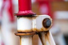 Grade da barreira Foto de Stock