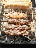 Grade da carne de porco fotografia de stock royalty free